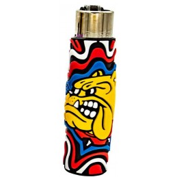 Briquet The Bulldog Clipper...