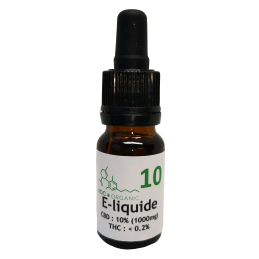 copy of E-liquide 500 mg 10 ml